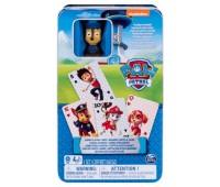 Карточная игра Щенячий Патруль с эксклюзивной фигуркой, Spin Master