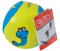 Мягкий мячик Спорт (сине-зелёный), Simba