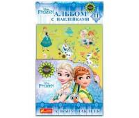 Альбом наклеек Frozen, Ranok Creative