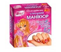 Наборы для дизайна ногтей Стильный маникюр со Стеллой, WinX, Ranok Creative