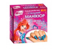 Наборы для дизайна ногтей Стильный маникюр с Блум, WinX, Ranok Creative