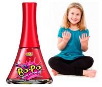 Набор из 3-х лаков для ногтей (блестящий, фиолетовый, розовый), Косметика для детей, BoPo