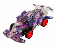 Пазл 3D Гоночный автомобиль, фиолетовый (34 эл.), Spin Master