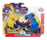 Dragstrip и Wildbreak, роботы под прикрытием, Combiner Force, Transformers