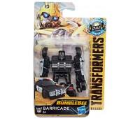 Barricade, Заряд энергона: Скорость, Transformers