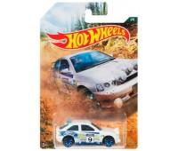 Ford Escort, автомобиль базовый коллекционный, Hot Wheels