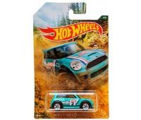 Mini Cooper S Challenge, автомобиль базовый коллекционный, Hot Wheels