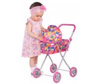 Коляска прогулочная для куклы Lili, Todsy