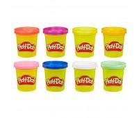 Набор пластилина 8 цветов Радуга, Play-Doh