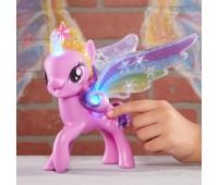 Твайлайт Спаркл с радужными крыльями, My Little Pony
