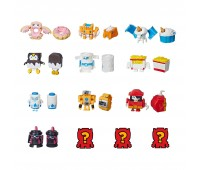 Банная банда, 5 фигурок-трансформеров, Transformers BotBots