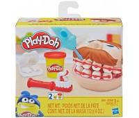 Игровой набор для лепки Стоматолог, Play-Doh
