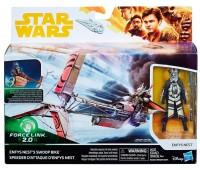 Энфис Нест и свуп-байк, игровой набор, Force Link 2.0, Star Wars