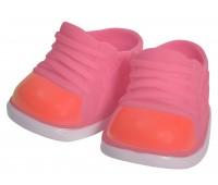 Летняя обувь для пупса NBB (12 см), розовая, New Born Baby