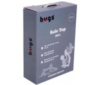 Рюкзак-кенгуру Safe Top, 5 в 1 (коричневый), Bugs