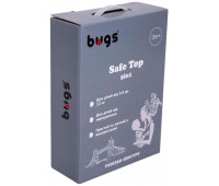 Рюкзак-кенгуру Safe Top, 5 в 1 (черный), Bugs