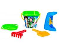 Набор для песка, 5 элементов, История игрушек, Disney, Wader