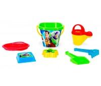 Набор для песка, 7 элементов, История игрушек, Disney, Wader