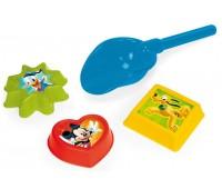 Лопатка, 3 формочки, Микки Маус и друзья, Disney, Wader