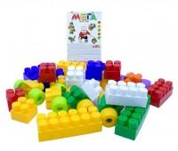 Конструктор Мега Мастер 3, 33 элементы, Maximus