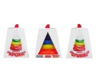 Пирамидка Крошечка, 4 эл., Maximus