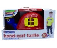 Каталка Черепаха, красная, Maximus