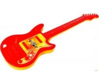 Гитара большая (красная), Maximus