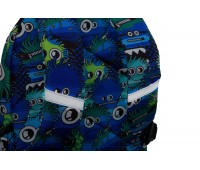 Рюкзак Mini Wiggly Eyes Blue (18 л), CoolPack