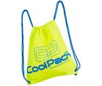 Сумка для обуви Sprint A460 neon yellow, Coolpack