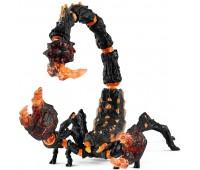 Лавовый скорпион, Лава Eldrador, Schleich