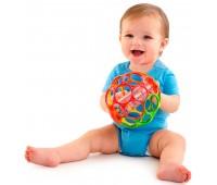 Мяч Oball с погремушкой, Лабиринт, OBall