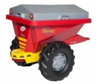 Причіп на 2х колесах Rolly Toys rollyStreumax червоний