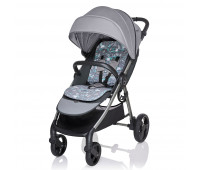 Коляска Baby Design WAVE 07 GRAY