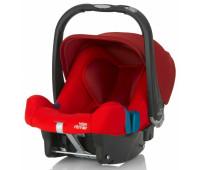 Автокресло BRITAX-ROMER BABY-SAFE PLUS SHR II Flame Red