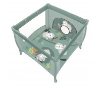Детский манеж Baby Design PLAY UP 2020 04 GREEN