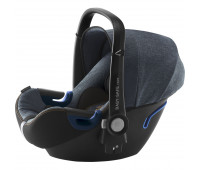 Автокресло BRITAX-ROMER BABY-SAFE2 i-SIZE Blue Marble