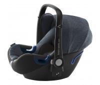 Автокресло BRITAX-ROMER BABY-SAFE2 i-SIZE Blue Marble