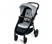Коляска Baby Design LOOK AIR 2020 27 LIGHT GRAY
