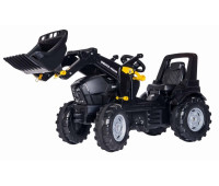 Трактор з ковшем Rolly Toys rollyFarmtrac Deutz Agrotron TTV Warrior чорний