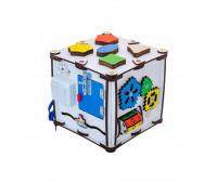 Кубик развивающий GoodPlay 22х22х23 с подсветкой (K 007)