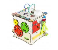 Кубик развивающий GoodPlay 25х25х25 с подсветкой (K 009)