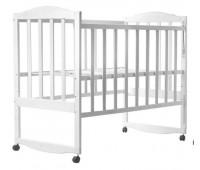 Кровать Babyroom Зайчонок Z101 белая
