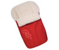 Зимний конверт Womar (Zaffiro) №25 с вышивкой красный