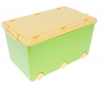 Ящик для игрушек Tega Hamster IK-008 125 green