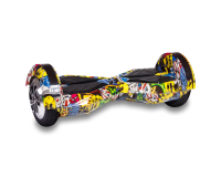 Гироборд Smart Balance lambo U6 TaoTao APP 8 дюймов LED Hip-Hop Yellow (хип-хоп желтый)