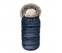 Зимний конверт Womar (Zaffiro) GROW UP navy blue