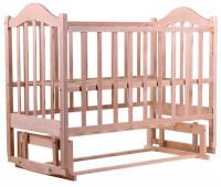 Кровать Babyroom Дина D200 маятник без лака