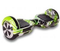 Гироборд Smart Balance U3 6,5 дюймов LED Jungle (зеленый)